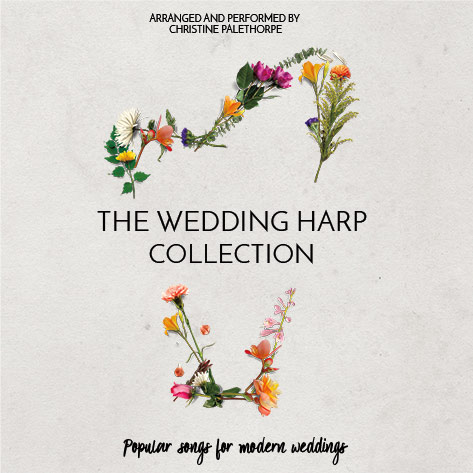 The Wedding Harp Collection CD (UK only)